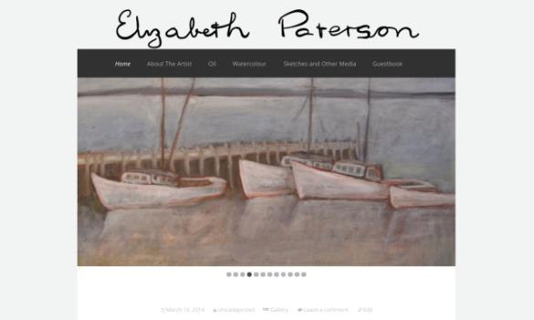 elizabeth paterson mckinley theme